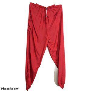 *3/$85* Unisex Harem parachute airy hammer pants